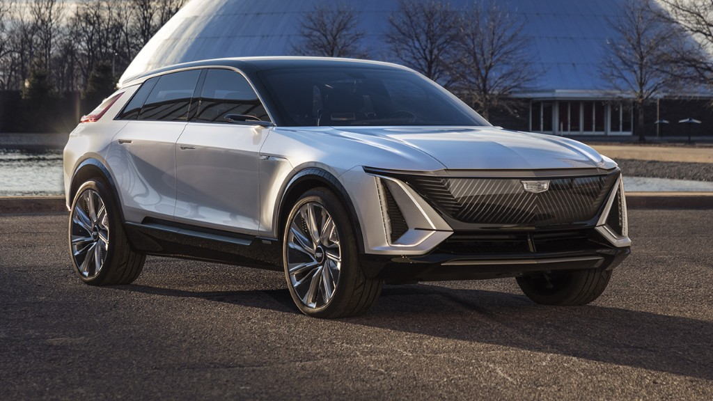 General Motors to build electric Cadillacs in Spring Hill, Tenn., report says