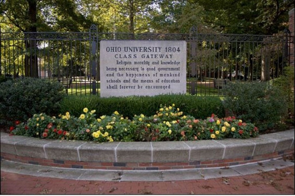 Ohio University suspends all fraternities amid hazing allegations