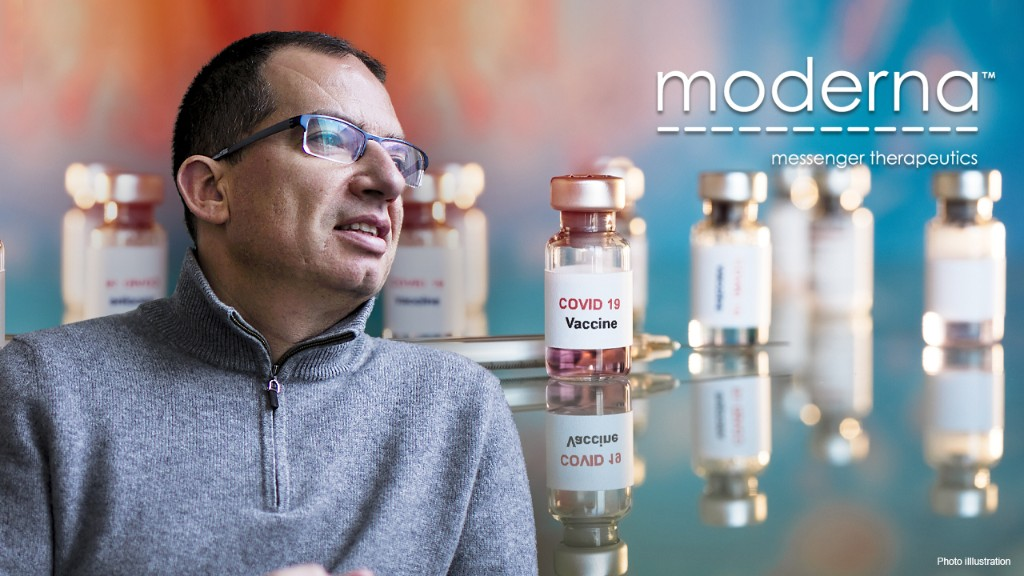 Moderna CEO cheers coronavirus vaccine safety as 'gamechanger'