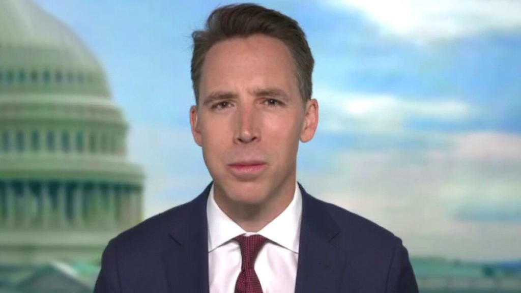 Hawley introduces bill to give direct coronavirus payments to Americans