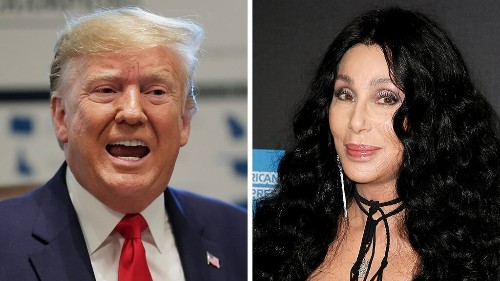 Cher blasts Donald Trump's suggestion that coronavirus medical workers are stealing supplies