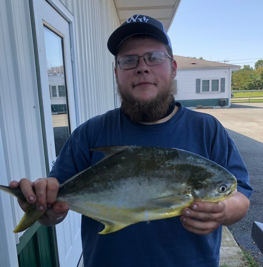 Maryland fisherman breaks state record for fish species even he couldn't identify