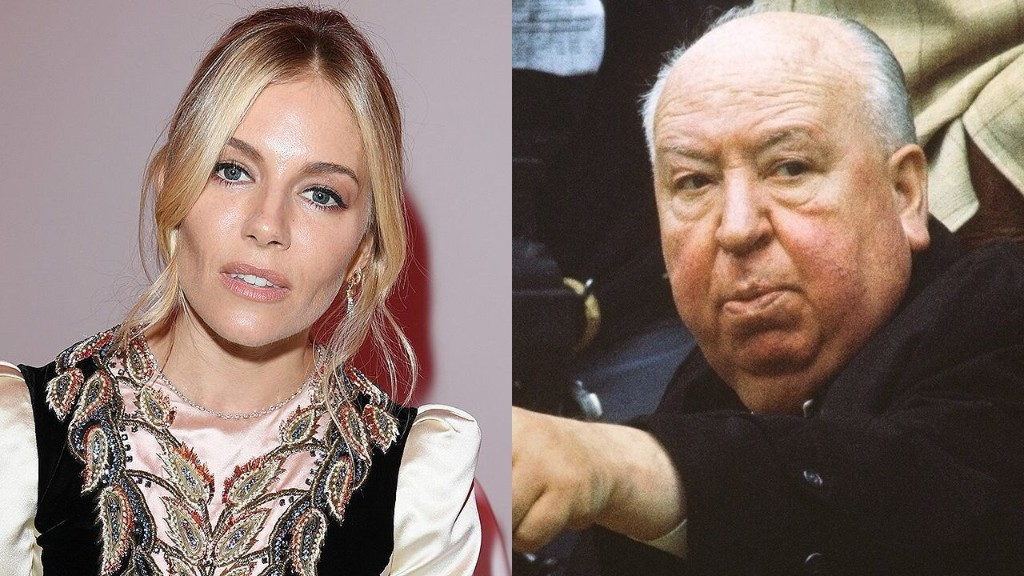 Sienna Miller says 'army of women' would 'fight' a director like Alfred Hitchcock in modern Hollywood