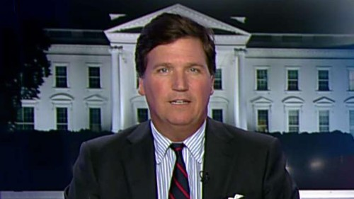 Tucker Carlson: Powerful people in Washington love investigations - until they're investigated