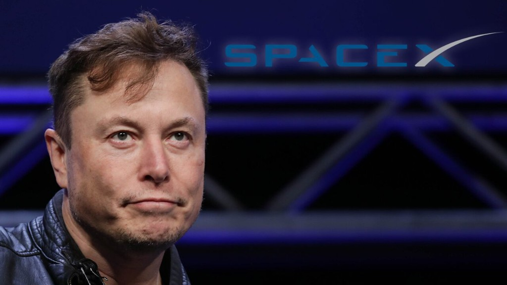 Elon Musk sidelined from historic SpaceX launch by COVID-19