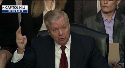 Lindsey Graham rips into media coverage of IG report: 'How do you get a headline like that?'