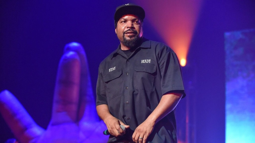 Ice Cube warns Instagram followers not to vote for sake of voting: 'Be skeptical'