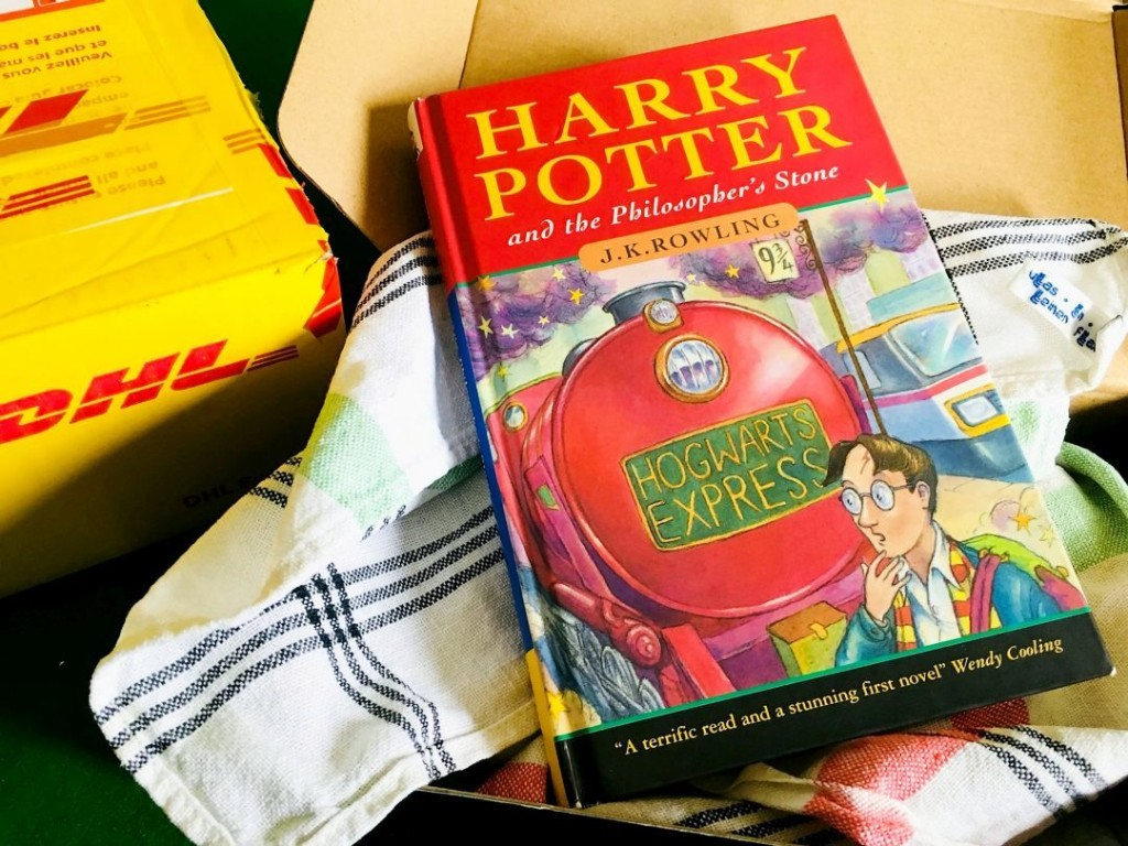 Rare 'holy grail' Harry Potter book could have 5-figure price tag