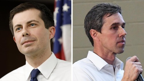 Buttigieg to O'Rourke: 'I don't need lessons from you on courage'