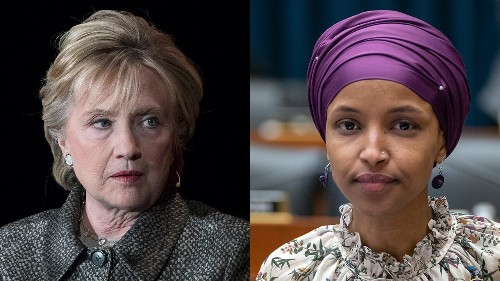 Ilhan Omar promotes ex-Hillary aide's unhinged anti-Trump attacks