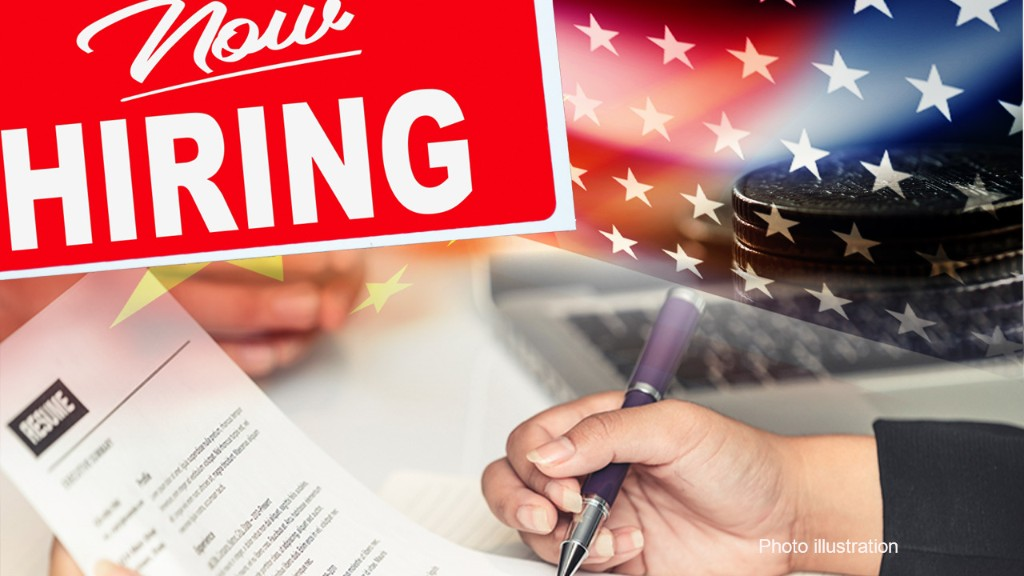US economy added 638,000 jobs in October as unemployment falls to 6.9%