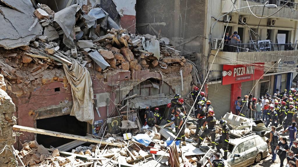 'No way we can rebuild': Lebanese count huge losses after Beirut blast