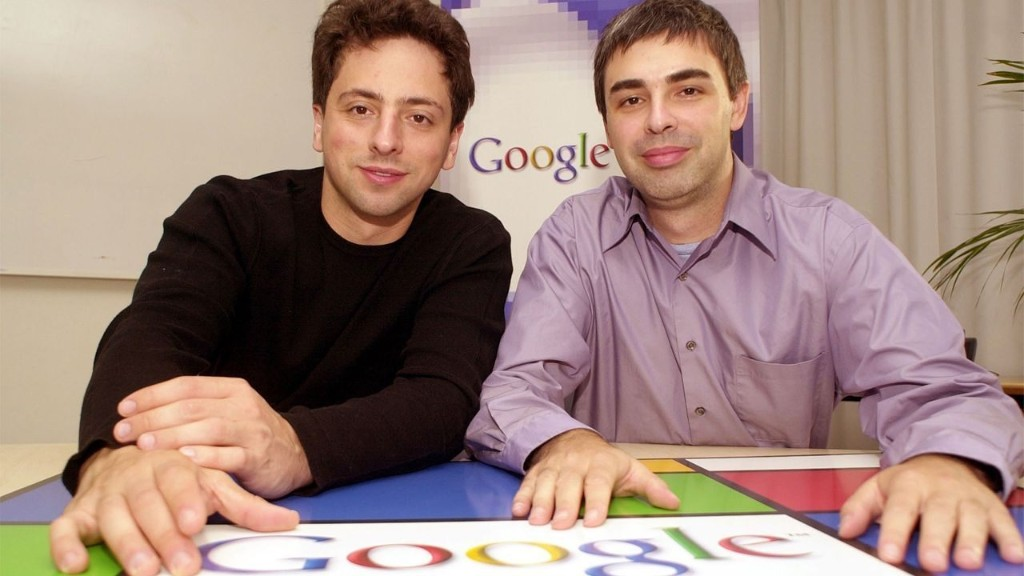 How Google was founded