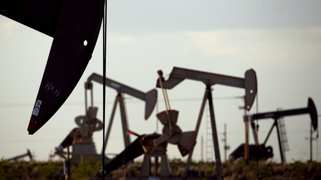 What are West Texas Intermediate crude oil's price records?
