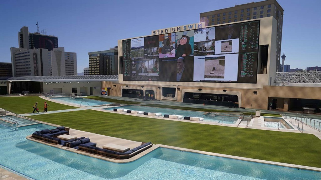Newest Vegas casino set to open, pandemic or not