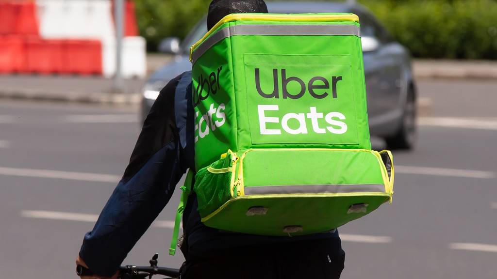 Uber Eats grabs spotlight from ride-sharing business wounded by coronavirus