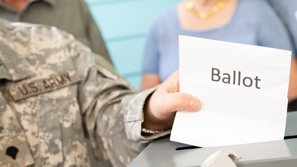 Military ballots still arriving in swing states where vote count is unfinished