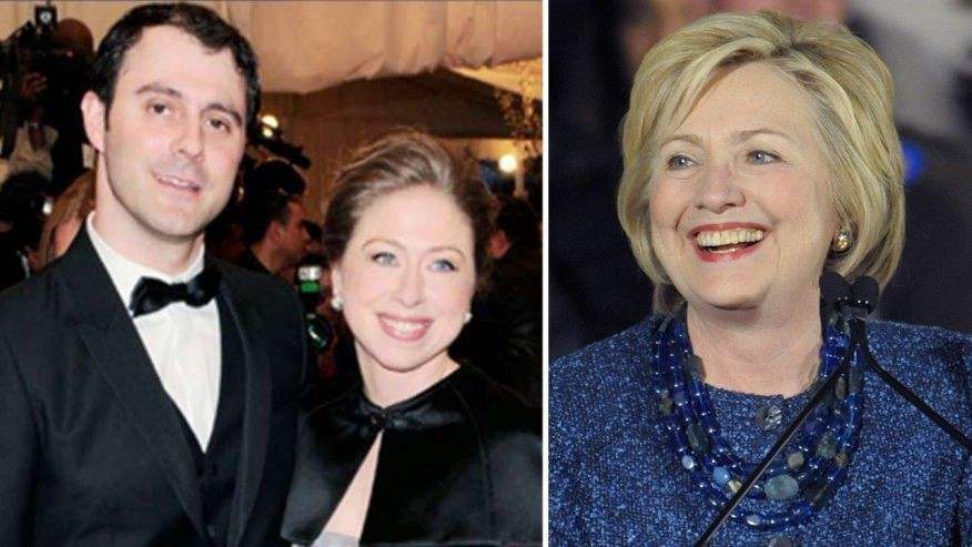 Clinton sought secret info on EU bailout plans as son-in-law's doomed hedge fund gambled on Greece
