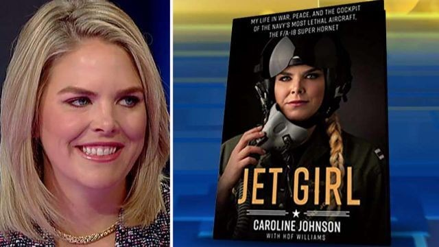 Fighting ISIS from the sky: 'Jet Girl' reflects on flying Navy's most lethal aircraft