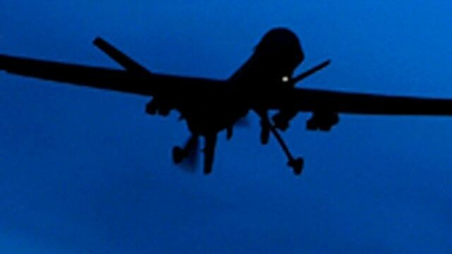 New drone attack AI tech tracks 'out of view' targets