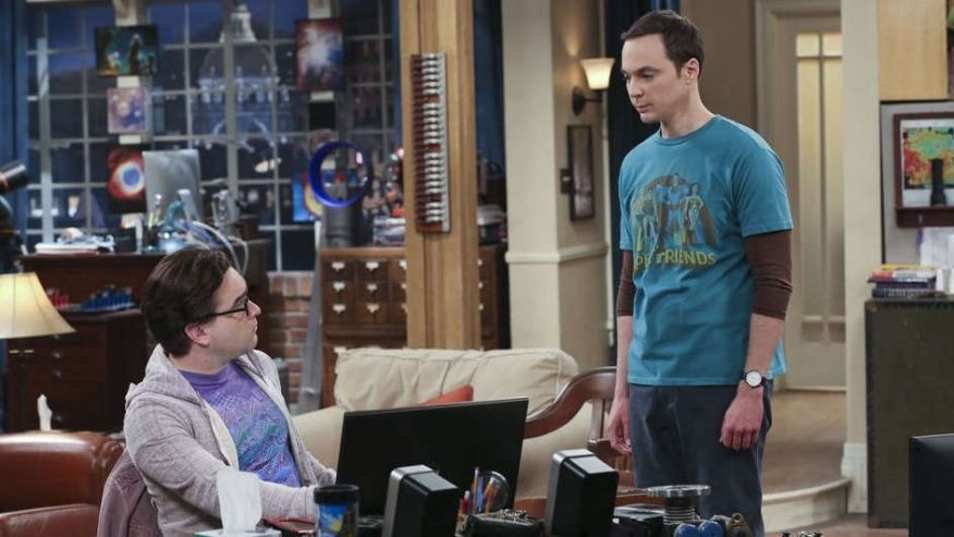 The Big Bang Theory - Magazine cover