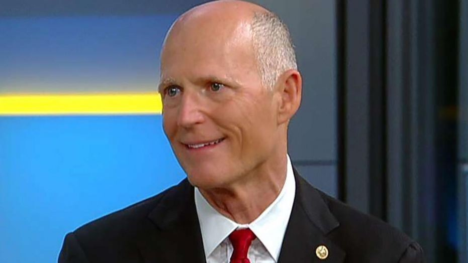 Sen. Rick Scott (R-FL): President Trump's Going To Have A Nice Win In Florida