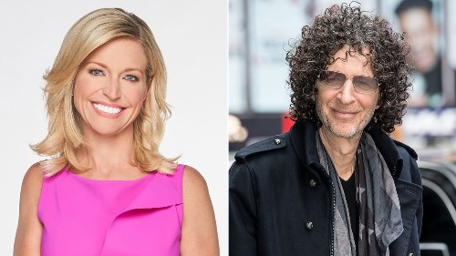 Ainsley Earhardt did this after Howard Stern mocked her faith on air
