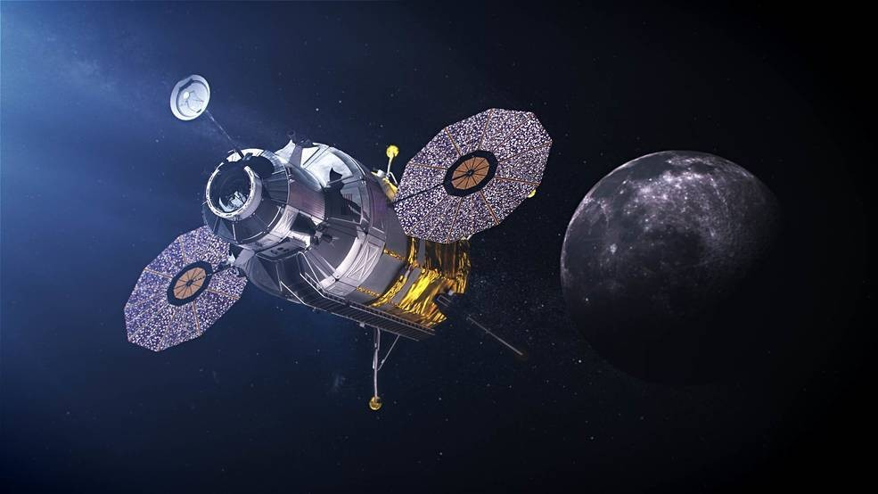 NASA reaches key milestone with US companies competing to provide moon landers