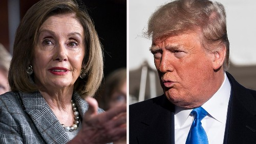 Andrew McCarthy: I thought Pelosi's latest impeachment move was a joke, but it's not – I still have to laugh