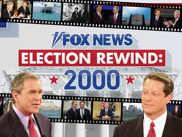 A look back at the 2000 presidential election: episode 1