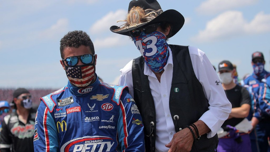 Bubba Wallace has offers from two NASCAR teams for 2021