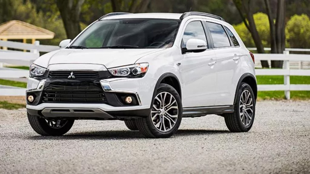 Mitsubishi recalls thousands of cars over rust problem