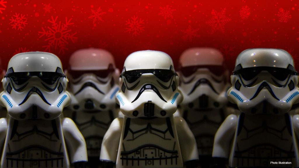 Disney's 'Star Wars,' Lego team up for 'holiday special' in November