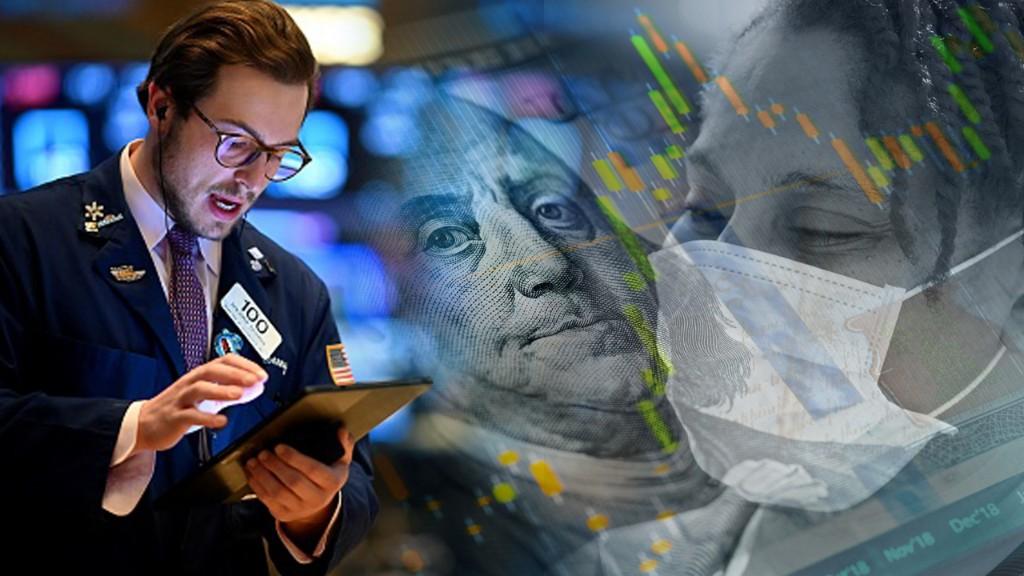 Dow exits bear market adds 1,351 points on $2 trillion relief pkg.