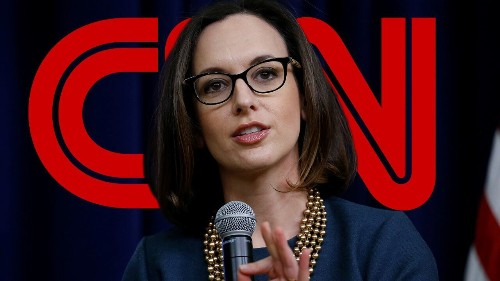 Lefties turn on anti-Trump CNN after network hires ex-Jeff Sessions spokeswoman Sarah Isgur