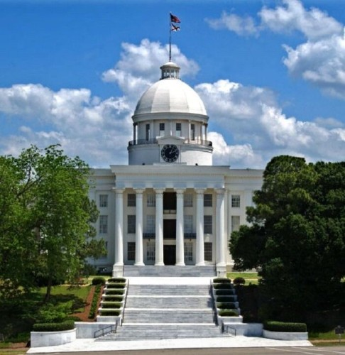 Alabama House overwhelmingly approves abortion ban