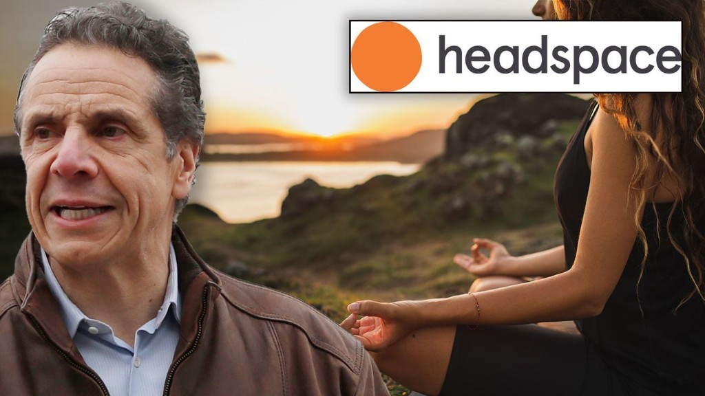 Cuomo brings New Yorkers free mental health resources with Headspace app