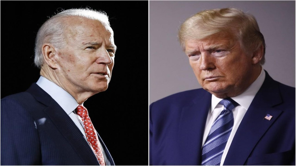 At first presidential debate Biden's dilemma on the economy is Trump's opportunity
