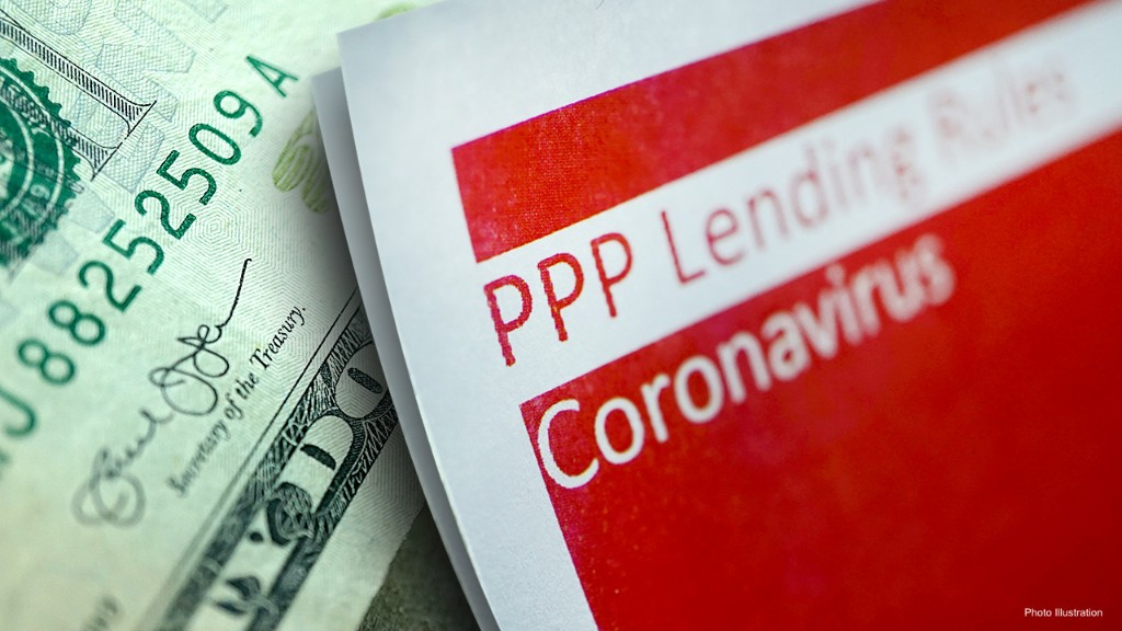 PPP ending with $138B left over. What happens to the money now?