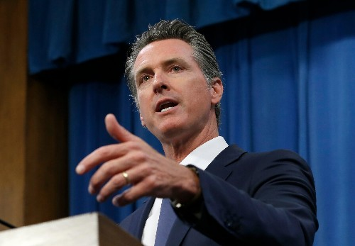 Calif. Gov. Newsom tells CNN Trump has been 'responsive' to state's needs: 'I'd be lying' to say otherwise