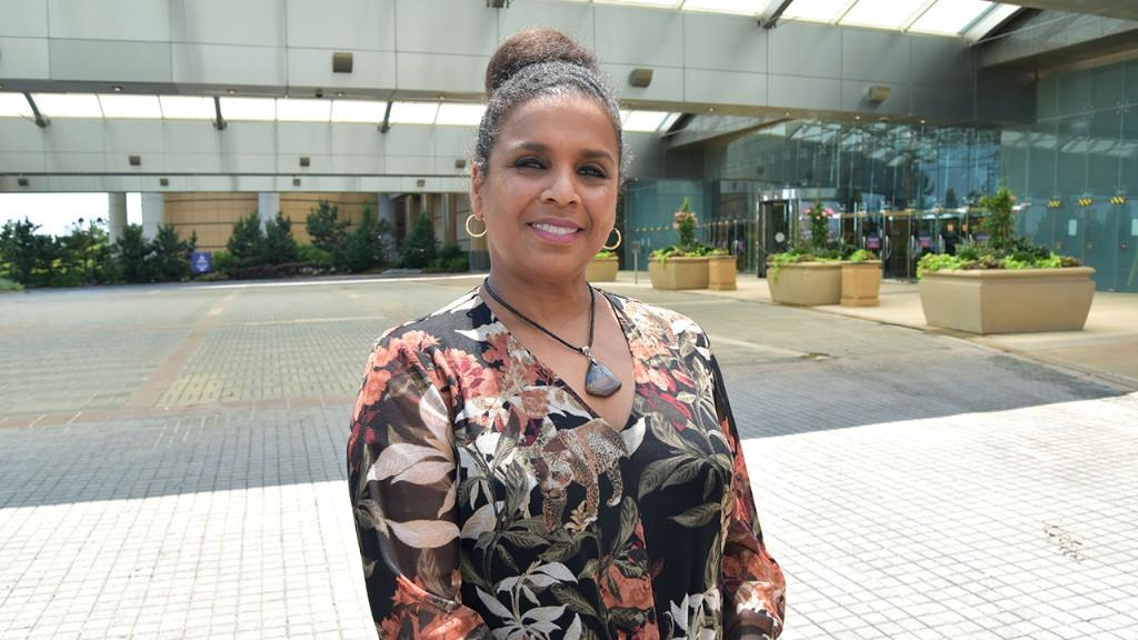Borgata president one of few black women to run a US casino