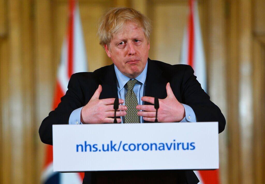 Boris Johnson spends second night in ICU for coronavirus