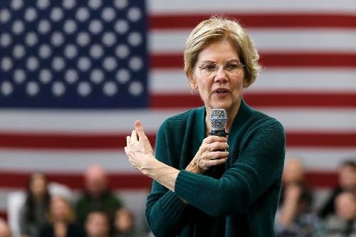 Elizabeth Warren introduces bill to revoke Medals of Honor awarded for Wounded Knee Massacre