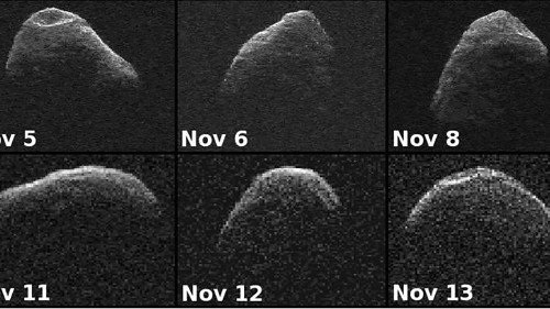 Huge 'God of Chaos' asteroid to pass near Earth in 2029: report