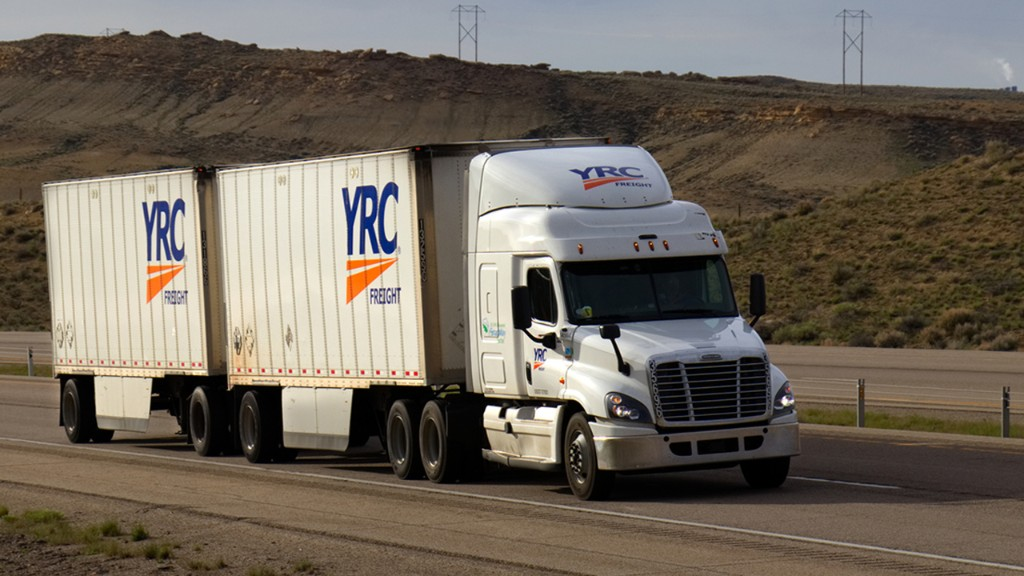 Treasury takes 30% stake in trucking company in exchange for $700M loan