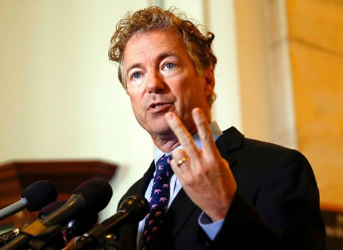 Trump backs Sen. Paul's plan to fund infrastructure projects with suspended aid to Pakistan