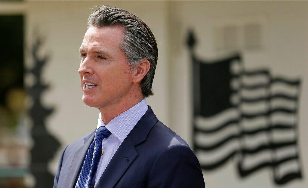 California Gov. Newsom lets hair salons, barbershops reopen after coronavirus closures