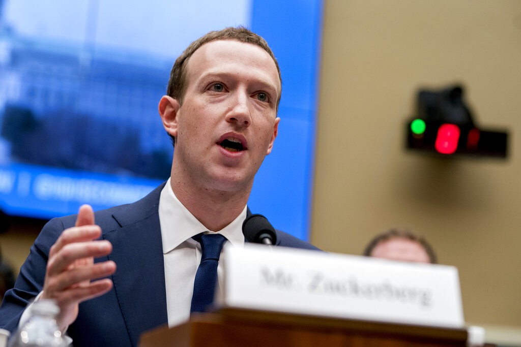 Zuckerberg: Facebook will restrict less content after US elections