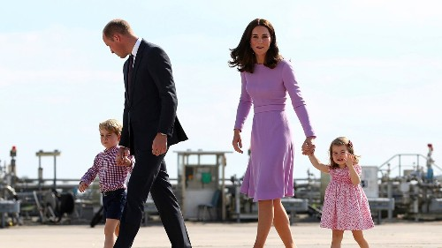 Liberal British politicians attack 'obscene' Royal Family, even Prince George