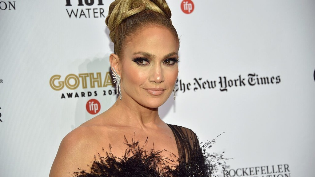 Jennifer Lopez's fitness secrets at 50
